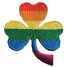Rainbow Shamrock by 1dfansgive