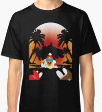 """King K Rool Climbs Aboard!"" Classic T-Shirt"