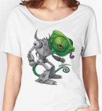 Chameleozoid Women's Relaxed Fit T-Shirt