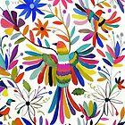 otomi bird by sylvie  demers