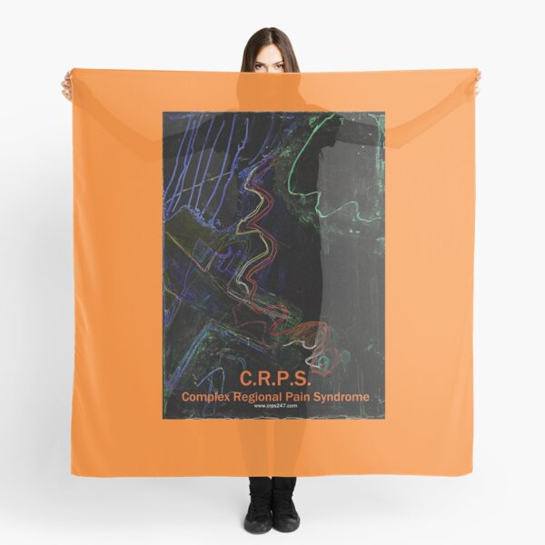 C.R.P.S. Complex Regional Pain Syndrome Scarf