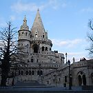 The Fisherman's Bastion, Budapest by inglesina