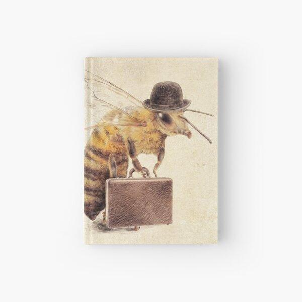 Worker Bee Hardcover Journal
