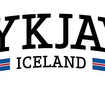Reykjavik Iceland by ElPato