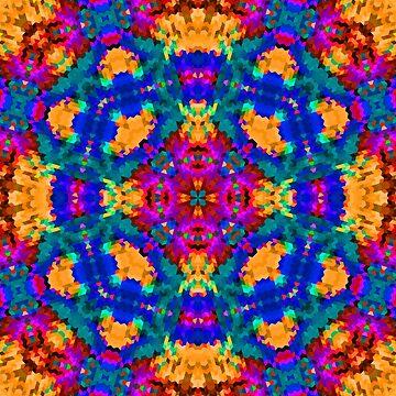 Ornament, ethnic, geometric 11 by fuzzyfox