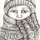 Winter Smiles von lynzart