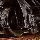 Train Wheels by MaluC