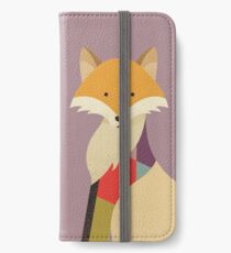 Hello Red Fox iPhone Wallet/Case/Skin