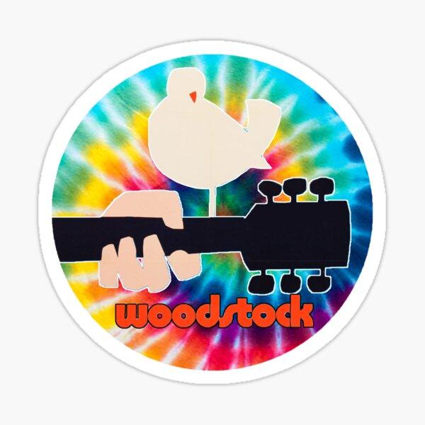 Woodstock Sticker