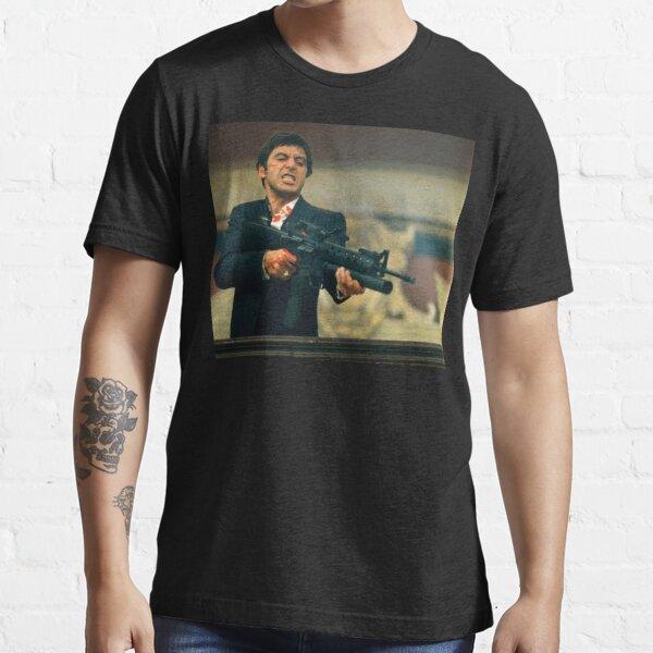 Caracortada Camiseta esencial