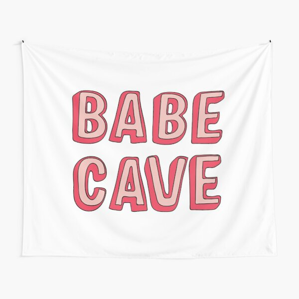 Babe Cave Tapestry