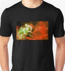 Fluid Dynamics 23 - Born of Fire Unisex T-Shirt
