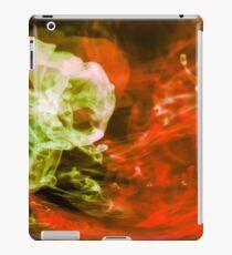 Fluid Dynamics 23 - Born of Fire iPad Case/Skin