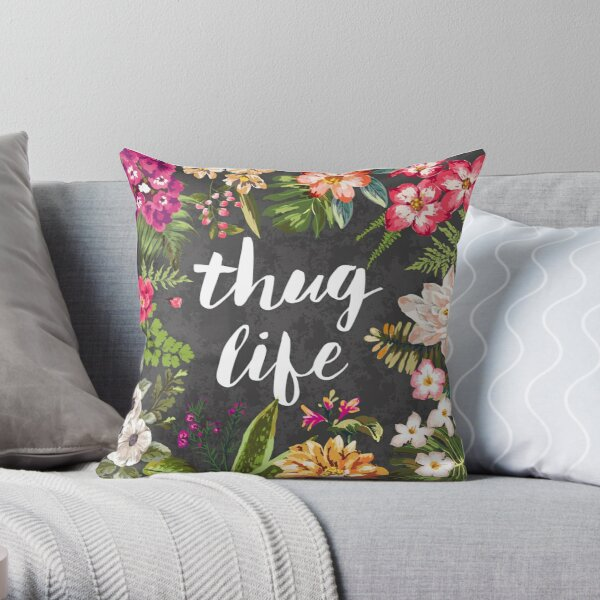 Street Life Pillows Cushions Redbubble