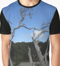 Ghost Gum - Albany Graphic T-Shirt