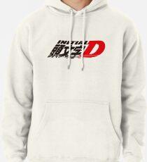Initial D logo Pullover Hoodie