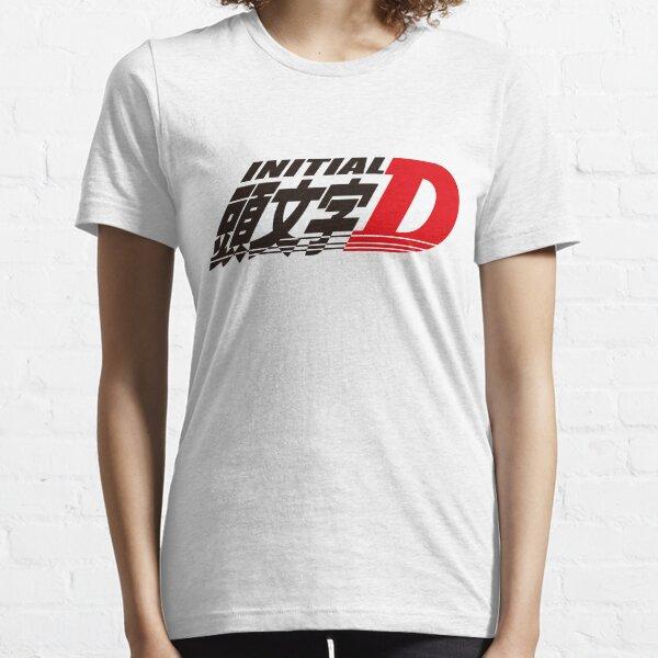 Initial D logo Essential T-Shirt