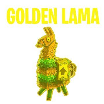 golden lama by alex27012001