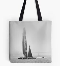 Oracle Team USA - Approaching Tote Bag