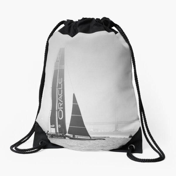 Oracle Team USA - Approaching Drawstring Bag