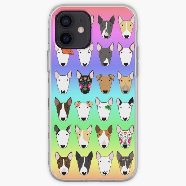 Rainbow Bully Squad iPhone Soft Case
