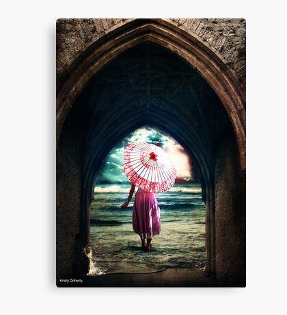 Its my time Canvas Print