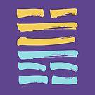 31 Attraction I Ching Hexagram by SpiritStudio