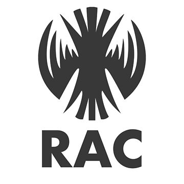 RAC Logo [Dark] - Inspired by Killjoys by WonkyRobot