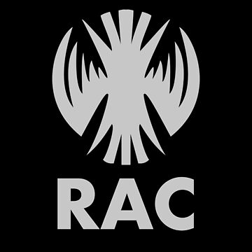 RAC Logo [Light] - Inspired by Killjoys by WonkyRobot