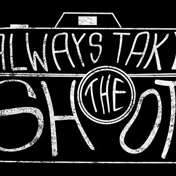 Always Take The Shot by Switch01