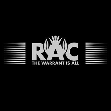 RAC The Warrant is all [Light] - Inspired by Killjoys by WonkyRobot