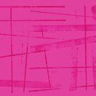 A hot pink mess by VrijFormaat