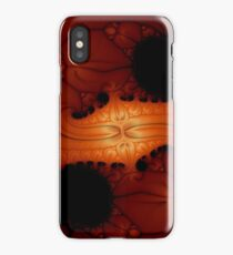 Orange Bridges iPhone Case