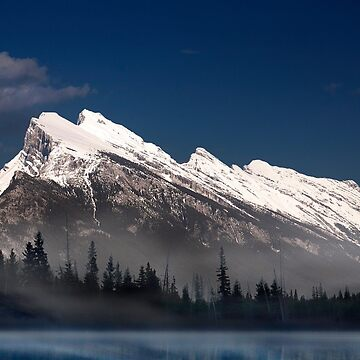 Mount Rundle by alex4444