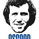 PETER OSGOOD LEGENDARY CHELSEA FC FOOTBALL PLAYER SUPER COOL T-SHIRT by westox