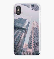 Downtown Hongkong iPhone Case