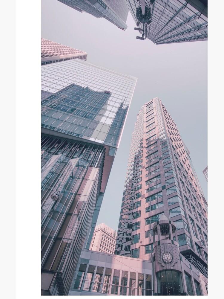 Downtown Hongkong von hraunphoto