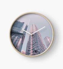 Downtown Hongkong Clock