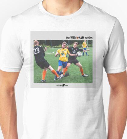 aleks og bjørnar i duell T-Shirt