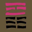 35 Progress I Ching Hexagram by SpiritStudio