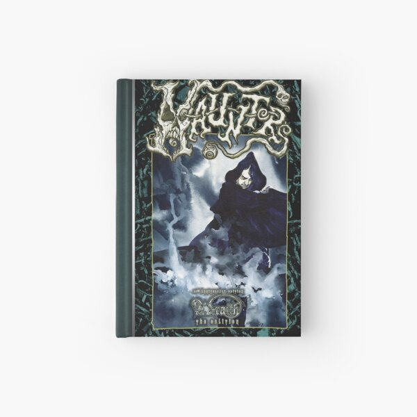 Oblivion Guild Art: Haunters Hardcover Journal