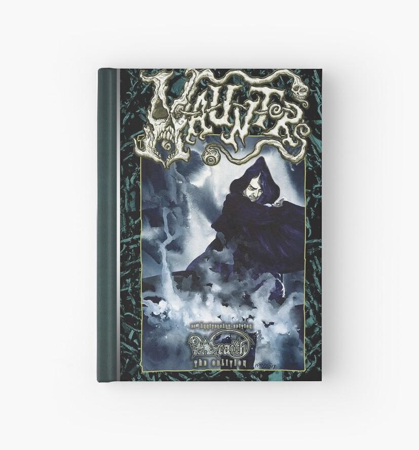 Oblivion Guild Art: Haunters by TheOnyxPath