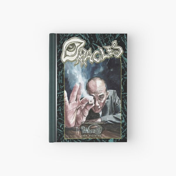 Oblivion Guild Art: Oracles Hardcover Journal