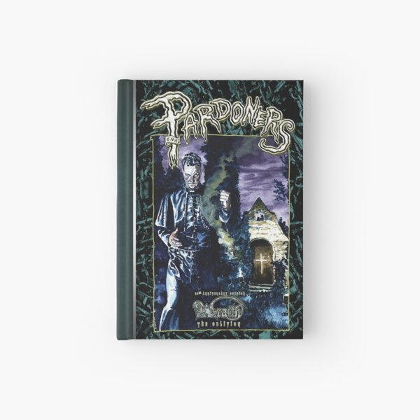 Oblivion Guild Art: Pardoners Hardcover Journal