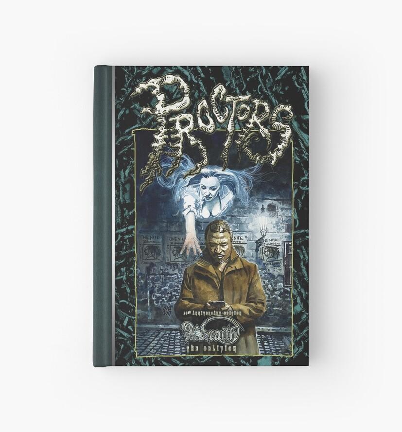 Oblivion Guild Art: Proctors by TheOnyxPath