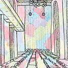 Absalon, a Church of Food by Gina Lorubbio