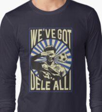 Dele Alli Celebration Long Sleeve T-Shirt