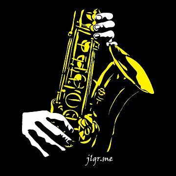 Sahophone Plater Hands Design by jlgrcreations05