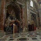 St. Peters Basilica. Rome by hanspeder