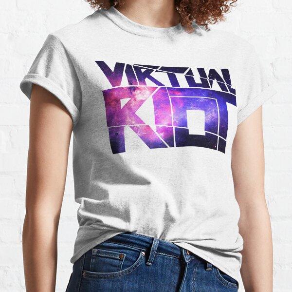 Virtual Riot Space Classic T-Shirt